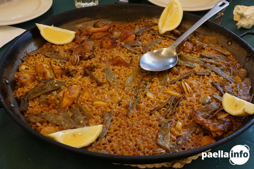 How to eat paella Featured