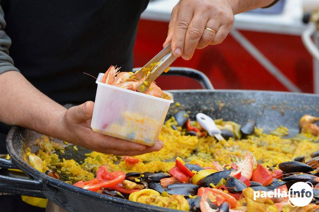How to preserve paella Featured