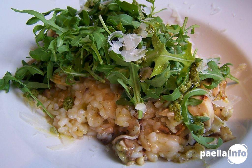Paella rice vs. Risotto rice Featured