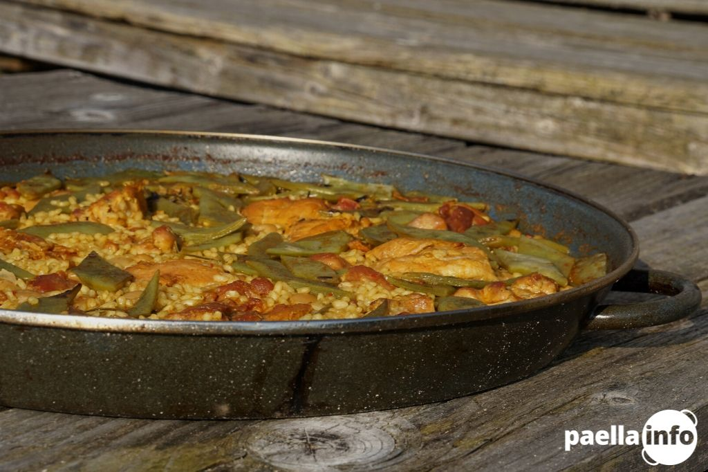 Chicken Paella Recipe