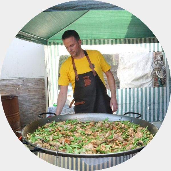 Paella Info About Us
